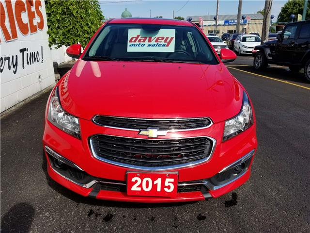 2015 Chevrolet Cruze 1LT (Stk: 19-522) in Oshawa - Image 2 of 16
