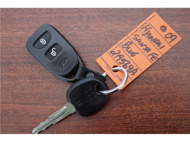 2009 Hyundai Santa Fe GL (Stk: 219569A) in Huntsville - Image 15 of 15
