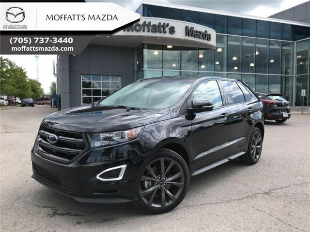 2018 Ford Edge Sport (Stk: 27734) in Barrie - Image 1 of 30
