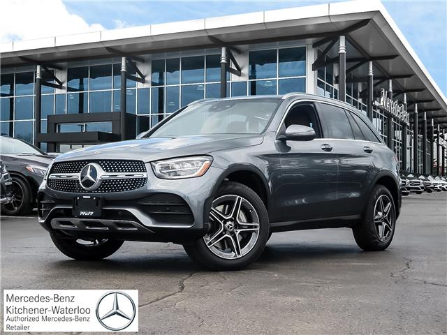 2020 Mercedes-Benz GLC300 4MATIC SUV (Stk: 39248) in Kitchener - Image 1 of 17