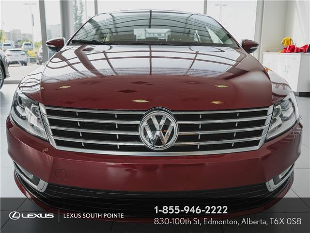 2014 Volkswagen CC Highline V6 (Stk: L800332A) in Edmonton - Image 2 of 27