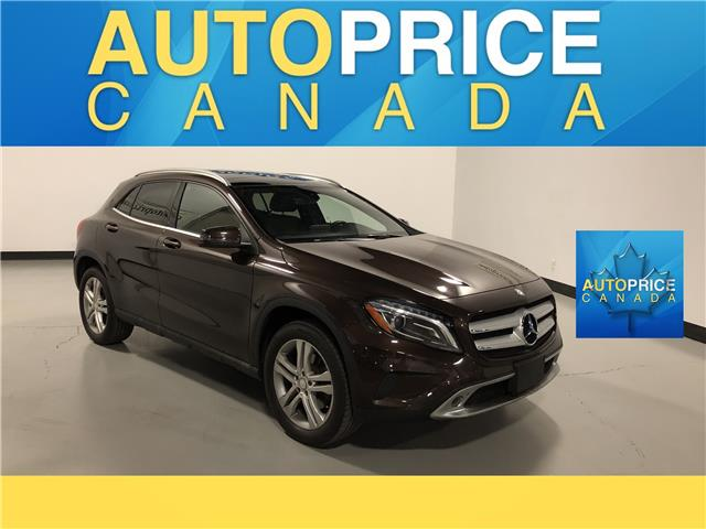 2016 Mercedes-Benz GLA-Class Base (Stk: W0482) in Mississauga - Image 1 of 28