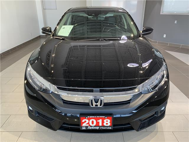 2018 Honda Civic Touring (Stk: 16348A) in North York - Image 2 of 24