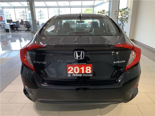 2018 Honda Civic Touring (Stk: 16348A) in North York - Image 7 of 24
