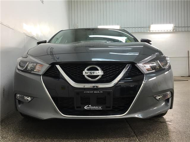 2018 Nissan Maxima SR (Stk: 35398W) in Belleville - Image 4 of 28