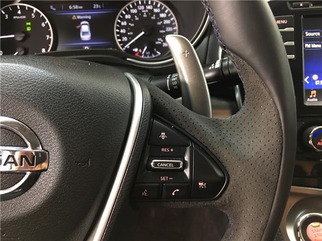 2018 Nissan Maxima SR (Stk: 35398W) in Belleville - Image 16 of 28