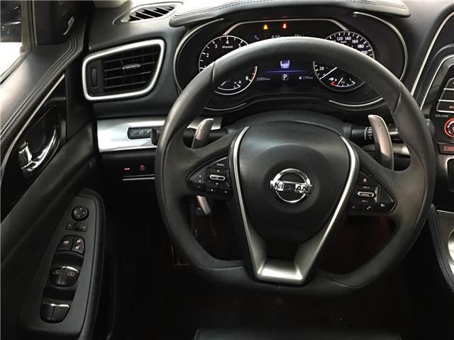 2018 Nissan Maxima SR (Stk: 35398W) in Belleville - Image 17 of 28