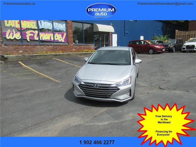 2019 Hyundai Elantra Preferred (Stk: 793334) in Dartmouth - Image 1 of 21