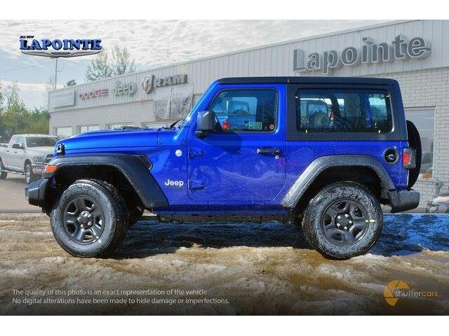 2019 Jeep Wrangler Sport (Stk: 19230) in Pembroke - Image 3 of 20