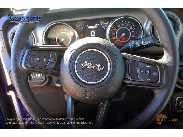 2019 Jeep Wrangler Sport (Stk: 19230) in Pembroke - Image 11 of 20
