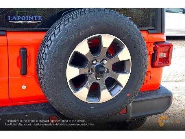 2018 Jeep Wrangler Unlimited Sahara (Stk: 18331) in Pembroke - Image 5 of 20