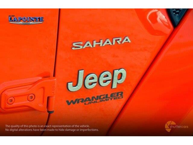 2018 Jeep Wrangler Unlimited Sahara (Stk: 18331) in Pembroke - Image 6 of 20