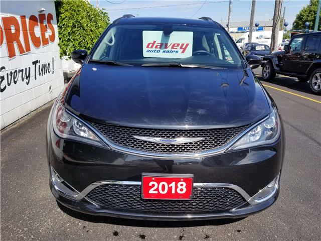 2018 Chrysler Pacifica Touring-L Plus (Stk: 19-517) in Oshawa - Image 2 of 17