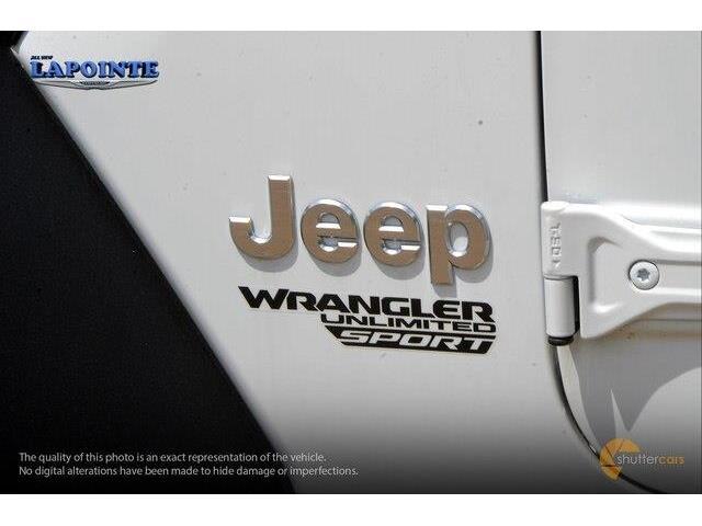 2019 Jeep Wrangler Unlimited Sport (Stk: 19343) in Pembroke - Image 6 of 20
