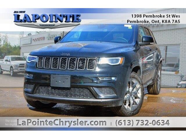 2019 Jeep Grand Cherokee Limited (Stk: 19254) in Pembroke - Image 1 of 20