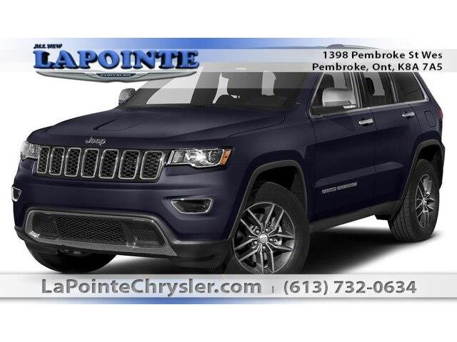 2019 Jeep Grand Cherokee Limited (Stk: 19249) in Pembroke - Image 1 of 9