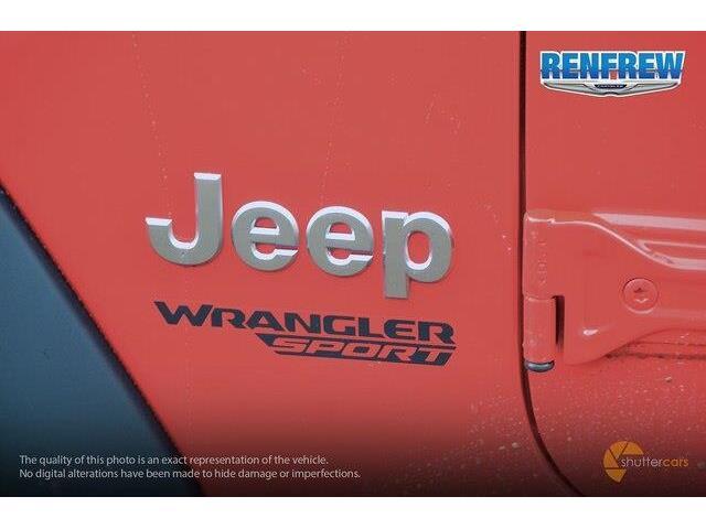 2019 Jeep Wrangler Sport (Stk: K175) in Renfrew - Image 6 of 20