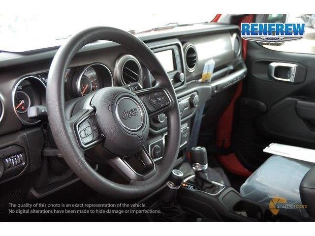 2019 Jeep Wrangler Sport (Stk: K175) in Renfrew - Image 7 of 20