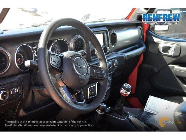 2019 Jeep Wrangler Sport (Stk: K174) in Renfrew - Image 9 of 20