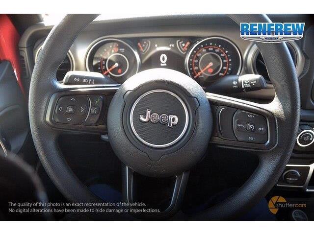 2019 Jeep Wrangler Sport (Stk: K174) in Renfrew - Image 11 of 20