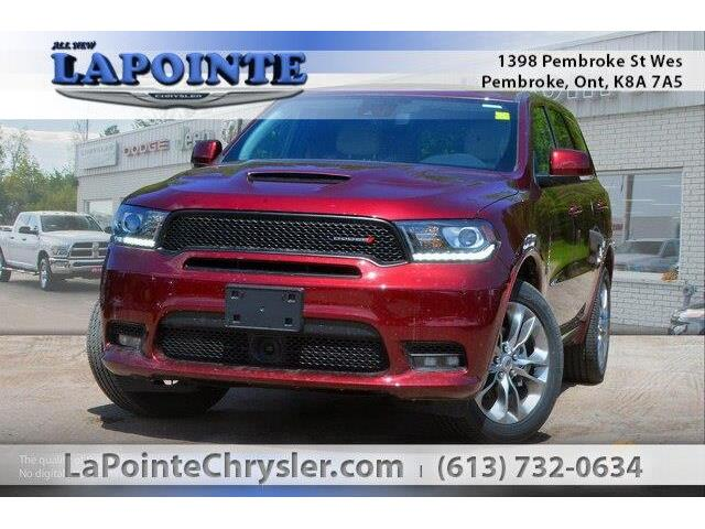 2019 Dodge Durango GT (Stk: 19333) in Pembroke - Image 1 of 20
