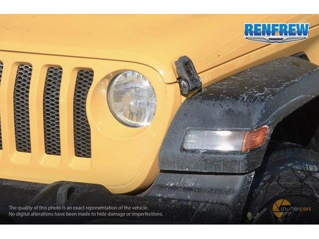 2019 Jeep Wrangler Sport (Stk: K161) in Renfrew - Image 6 of 20