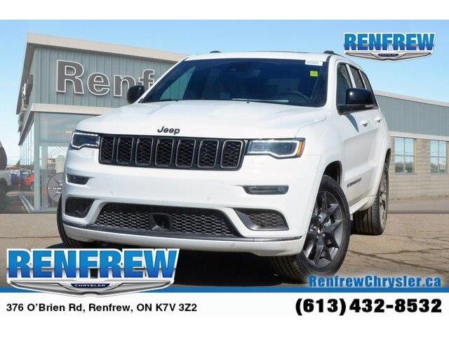 2019 Jeep Grand Cherokee Limited (Stk: K243) in Renfrew - Image 1 of 20