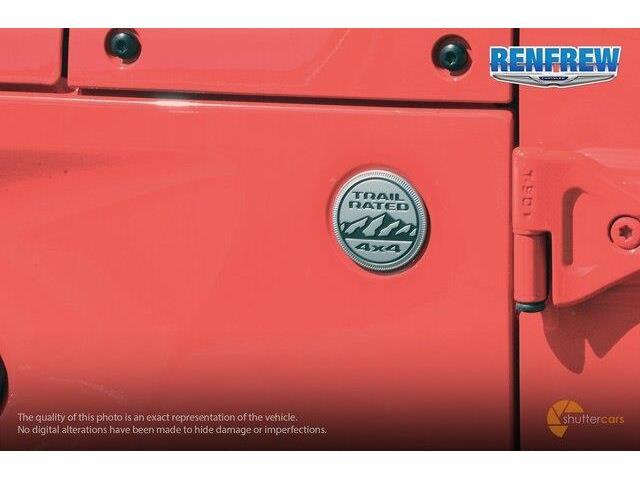 2019 Jeep Wrangler Unlimited Sport (Stk: K200) in Renfrew - Image 7 of 20