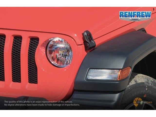 2019 Jeep Wrangler Unlimited Sport (Stk: K200) in Renfrew - Image 8 of 20