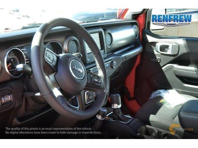 2019 Jeep Wrangler Unlimited Sport (Stk: K200) in Renfrew - Image 10 of 20