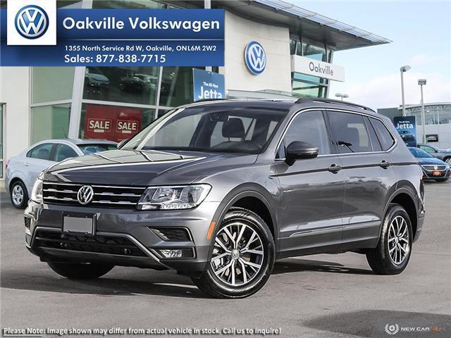 2019 Volkswagen Tiguan Comfortline (Stk: 21560) in Oakville - Image 1 of 23