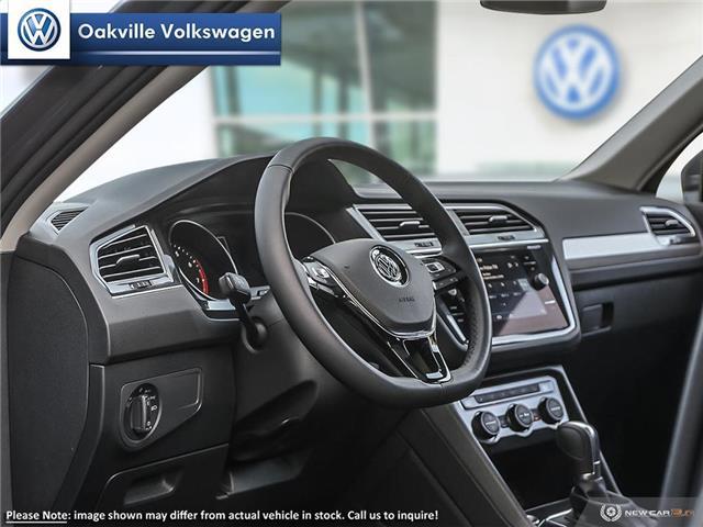 2019 Volkswagen Tiguan Comfortline (Stk: 21560) in Oakville - Image 12 of 23