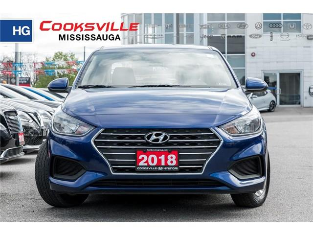 2018 Hyundai Accent  (Stk: H7890PR) in Mississauga - Image 2 of 18