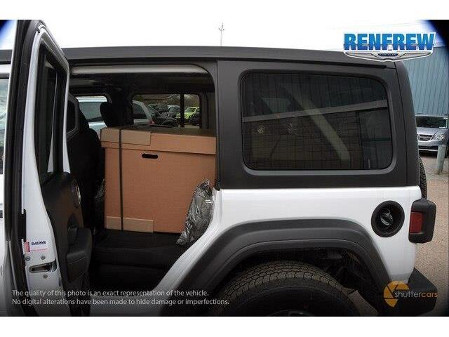 2019 Jeep Wrangler Unlimited Sport (Stk: K230) in Renfrew - Image 8 of 20