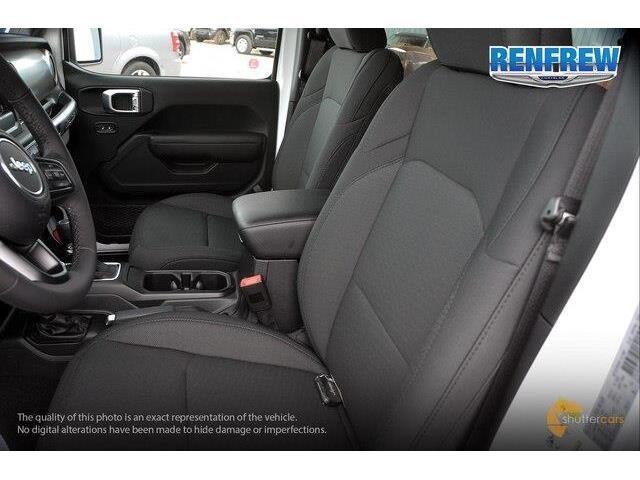 2019 Jeep Wrangler Unlimited Sport (Stk: K230) in Renfrew - Image 10 of 20