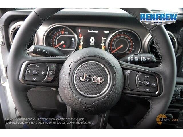 2019 Jeep Wrangler Unlimited Sport (Stk: K230) in Renfrew - Image 11 of 20