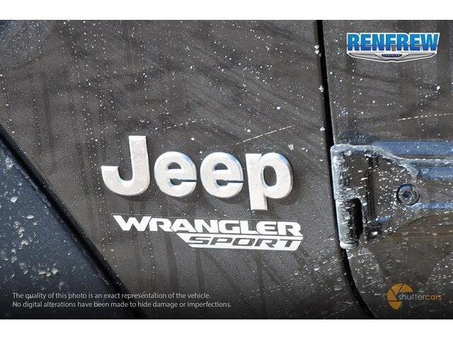2019 Jeep Wrangler Sport (Stk: K190) in Renfrew - Image 6 of 20