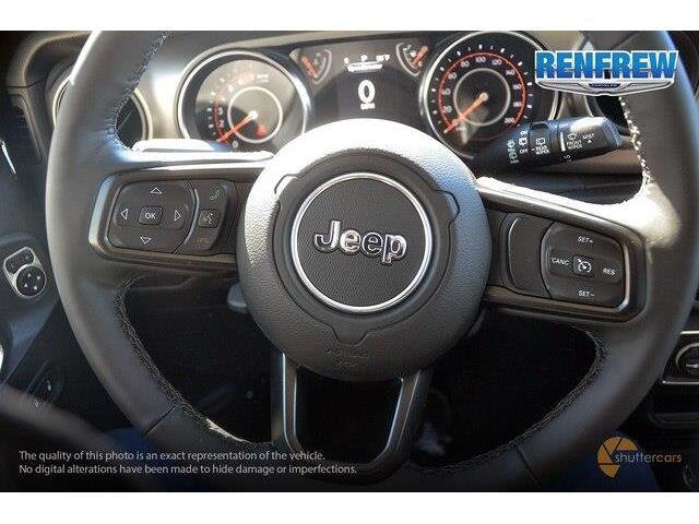 2019 Jeep Wrangler Sport (Stk: K190) in Renfrew - Image 10 of 20