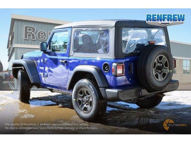 2019 Jeep Wrangler Sport (Stk: K157) in Renfrew - Image 4 of 20
