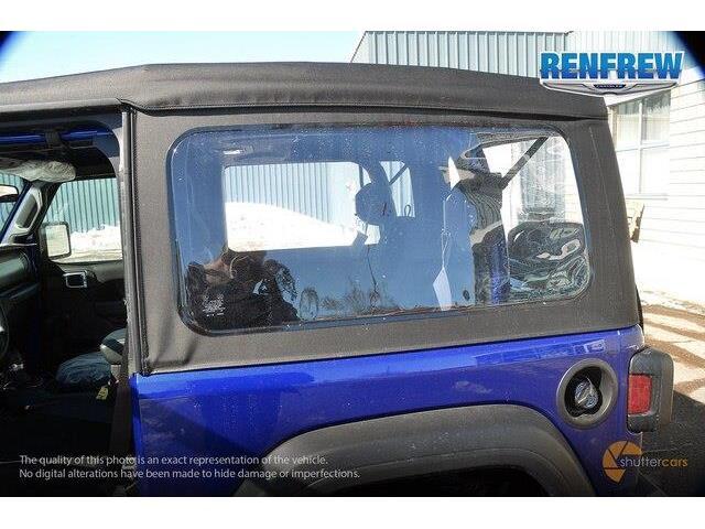 2019 Jeep Wrangler Sport (Stk: K157) in Renfrew - Image 8 of 20