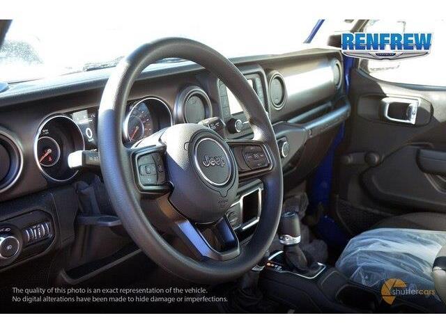 2019 Jeep Wrangler Sport (Stk: K157) in Renfrew - Image 9 of 20