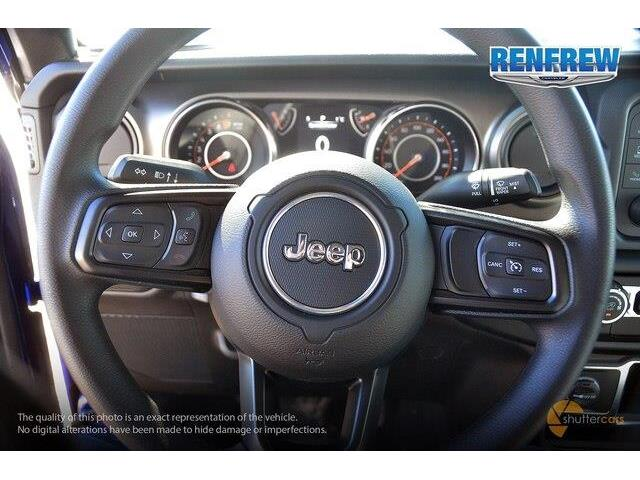 2019 Jeep Wrangler Sport (Stk: K157) in Renfrew - Image 11 of 20