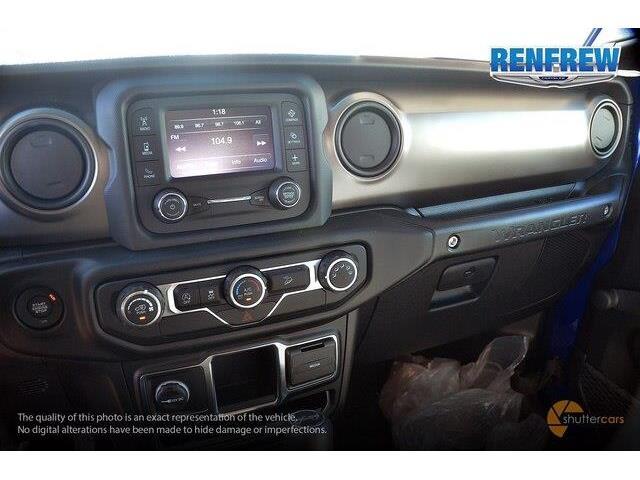 2019 Jeep Wrangler Sport (Stk: K157) in Renfrew - Image 13 of 20