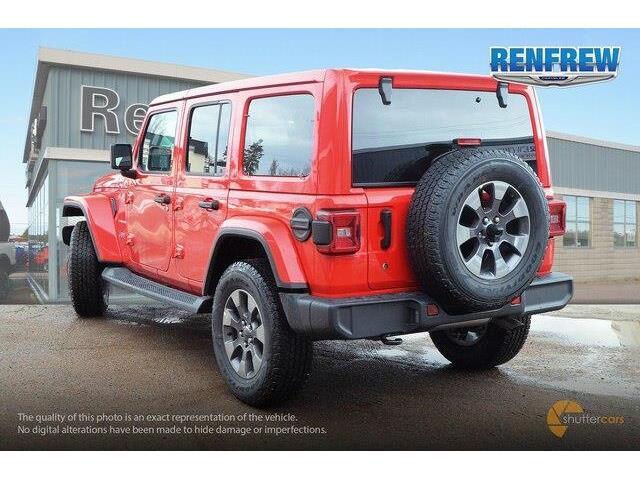 2019 Jeep Wrangler Unlimited Sahara (Stk: K164) in Renfrew - Image 4 of 20