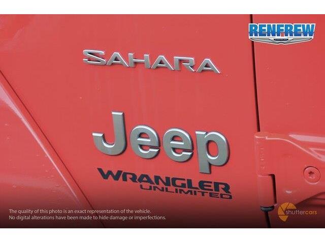 2019 Jeep Wrangler Unlimited Sahara (Stk: K164) in Renfrew - Image 6 of 20