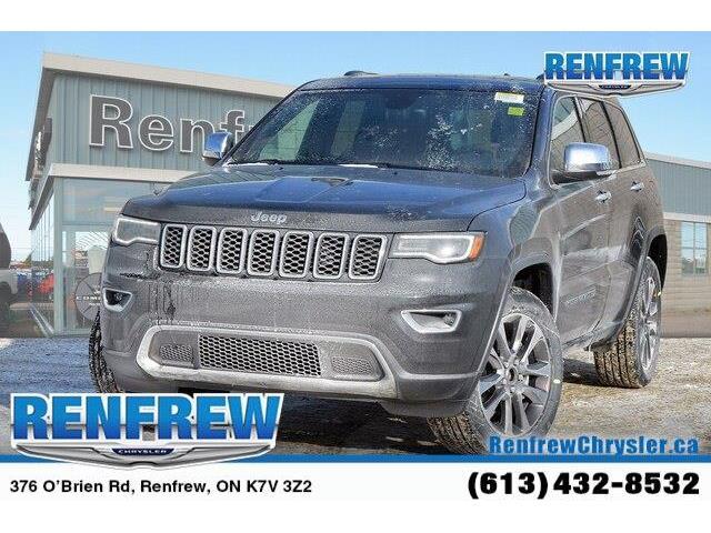 2018 Jeep Grand Cherokee Limited (Stk: J070) in Renfrew - Image 1 of 20