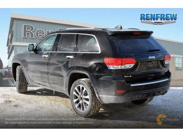 2018 Jeep Grand Cherokee Limited (Stk: J070) in Renfrew - Image 4 of 20