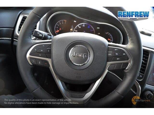 2018 Jeep Grand Cherokee Limited (Stk: J070) in Renfrew - Image 10 of 20