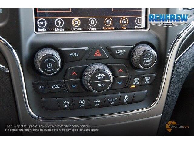 2018 Jeep Grand Cherokee Limited (Stk: J070) in Renfrew - Image 16 of 20