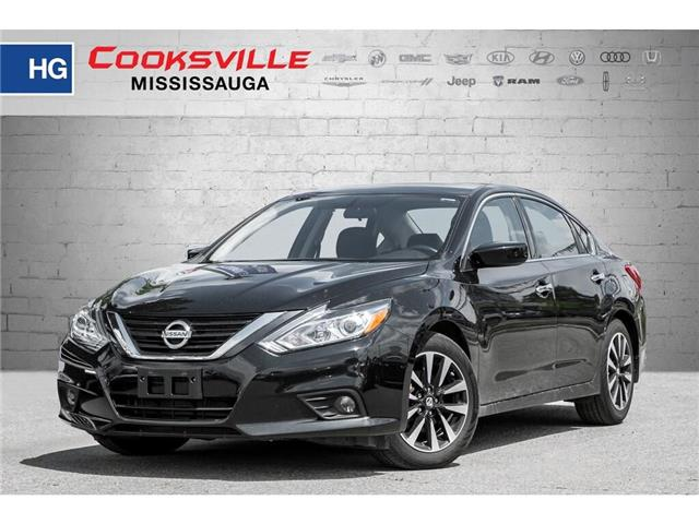 2018 Nissan Altima  (Stk: 8038P) in Mississauga - Image 1 of 20